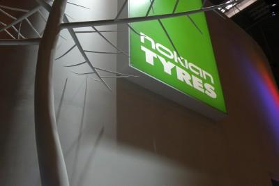 Nokian Tyres, Reifen Essen