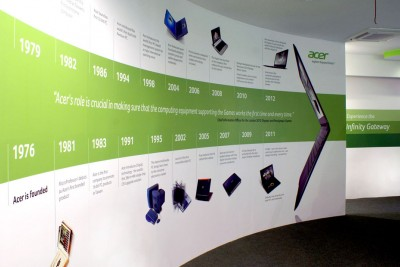 Acer, London 2012