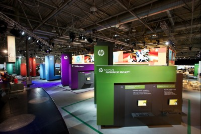 HP DISCOVER 2011